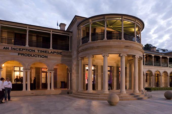 Inception date in Brisbane